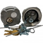 """Ford Fuel Cap 2"""" With 11.5 Threads Per Inch Non Vented (Thermal Relief) Locking, International Reefer Application"""
