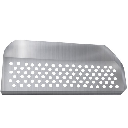 Aluminum Step Top Fairing Without Fuel Port, Passenger Side, KW T-600 B Application