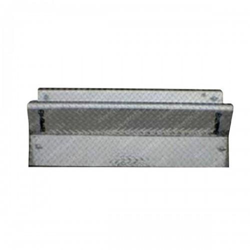 45 Inch Diamond Plate Battery Box Cover For Kenworth