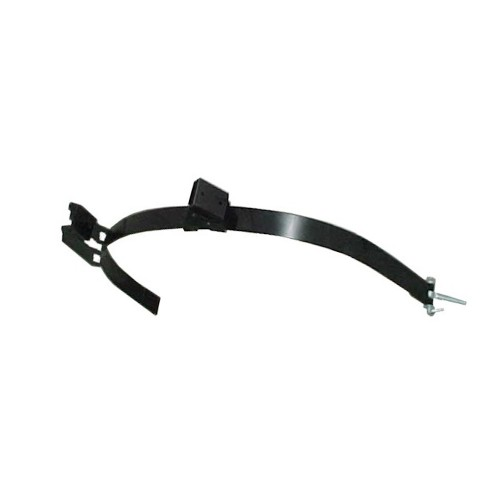 """Painted Steel Fuel Tank Strap For 26"""" Tank With Step Bracket, International Application"""