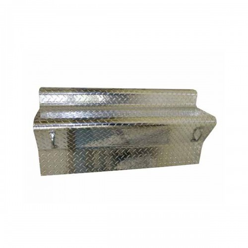 40 Inch Aluminum Battery Box Cover Fits Kenworth